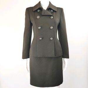 Moschino Vintage Skirt Set